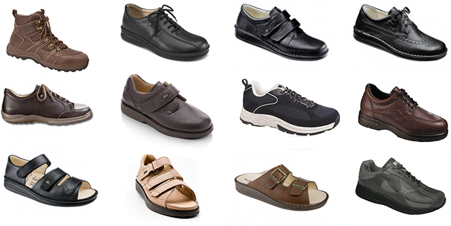 Men's Footwear Range - Geelong s own Extra Depth Footwear Store