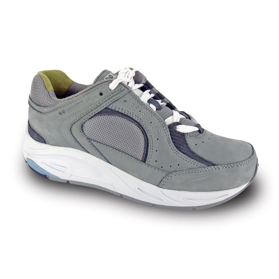 PW Minor Mens 10 M extra depth diabetic orthopedic shoes brown leisure